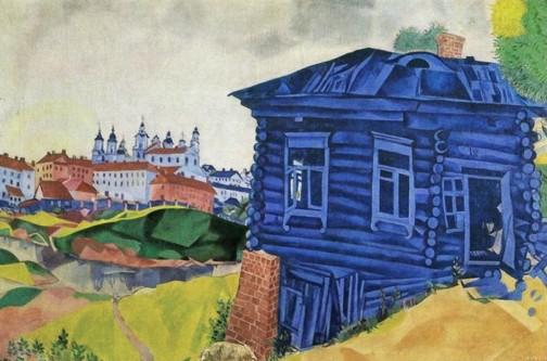 la-casa-blu-chagall