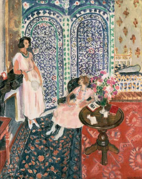matisse_morish-screen_vita-e-opere_due-minuti-di-arte