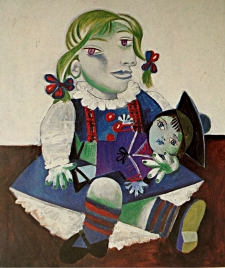 Maya-con-la-bambola-Picasso