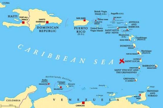 Barbados-mappa-antille-caraibi